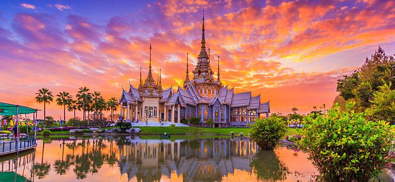 L'amore e' una questione di geografia: come si vive l'amore in Thailandia