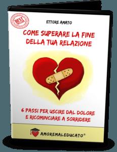 Ettore Amato - Come superare la fine della tua relazione