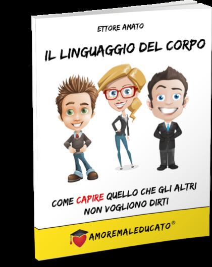 Ettore Amato - Il linguaggio del corpo