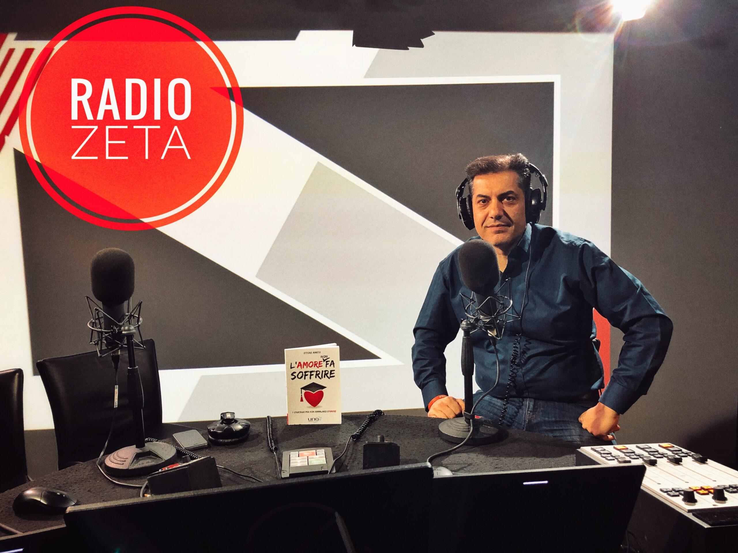 Intervista radio zeta - Ettore Amato